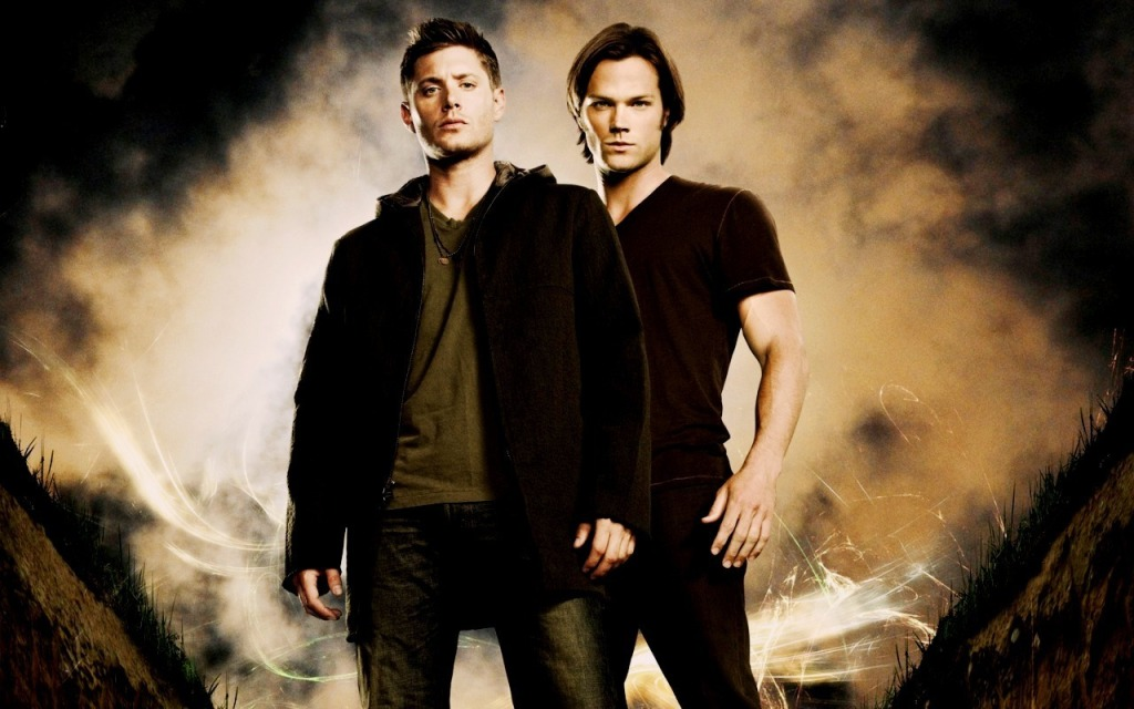 Honeymoon hero. Sam and Dean Winchester to save the day. Hopefully. Canada. Banff