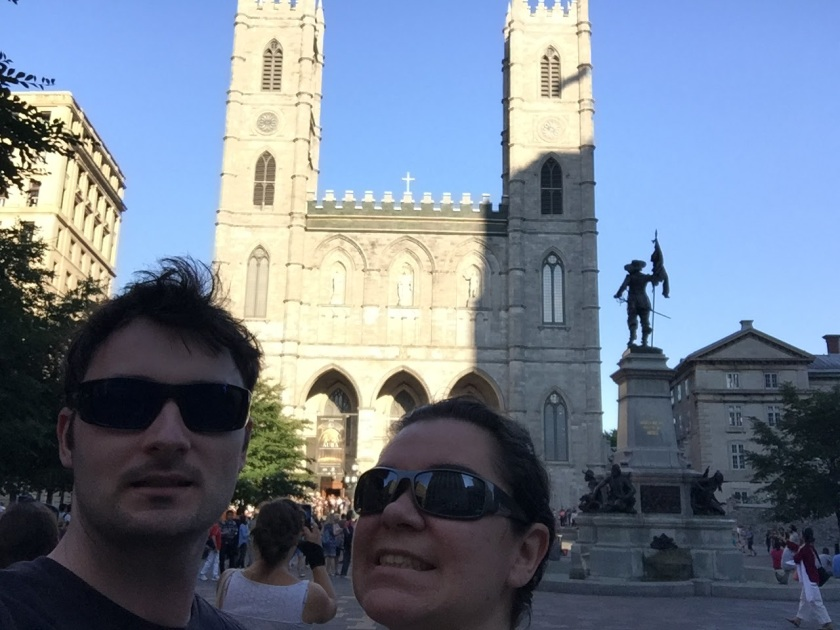 Canada road trip montreal